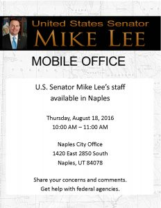 Mike Lee Mobile Office