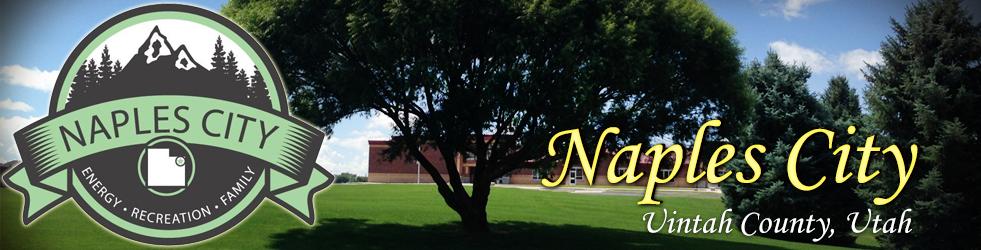 Naples City, Uintah County, Utah   Official Website of the