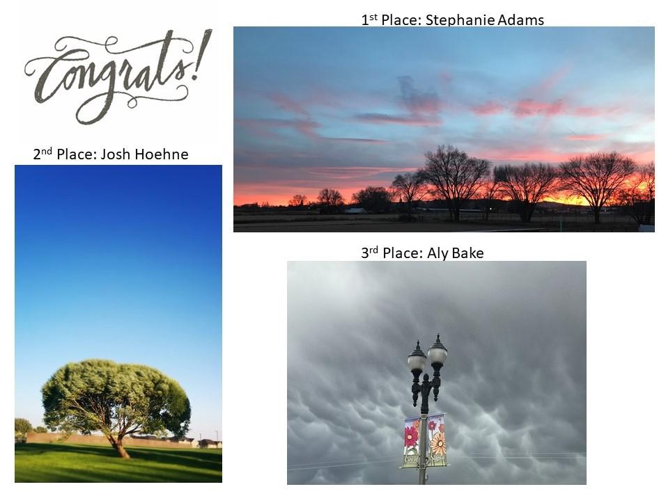 Photo Contest Winners